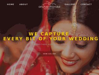 anurupmondal.com screenshot