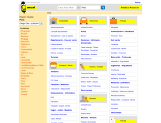 anuxi.pe screenshot