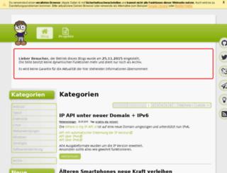 anwendungsentwickler.ws screenshot