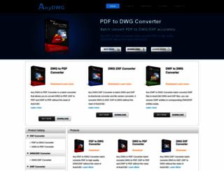 anydwg.com screenshot