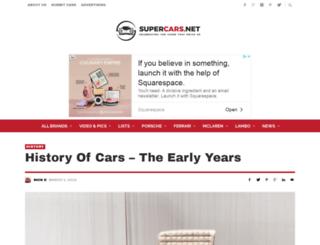 anythingaboutcars.com screenshot