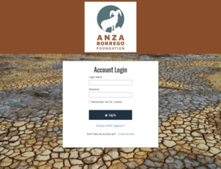 anzaborrego.z2systems.com screenshot