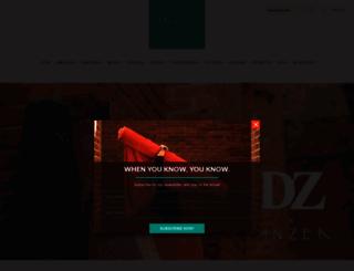 anzea.com screenshot