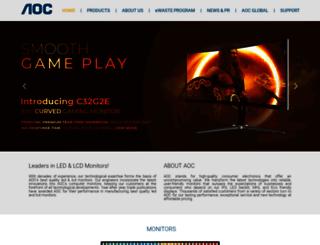 aocindia.com screenshot