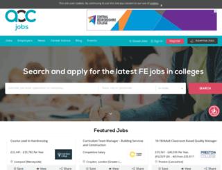 aocjobs.com screenshot