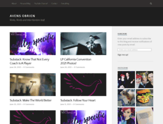 aonarach.wordpress.com screenshot