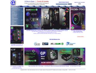 aone.co.uk screenshot