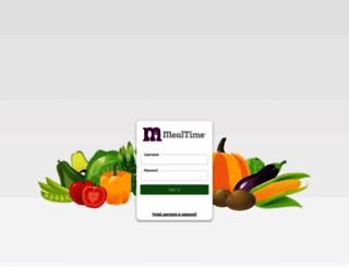 aos9620.mealtime5.com screenshot