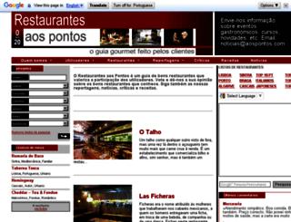 aospontos.com screenshot