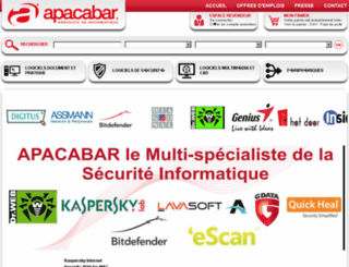 apacabar.fr screenshot
