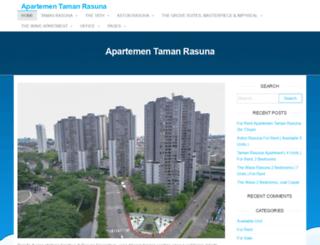 apartementamanrasuna.com screenshot