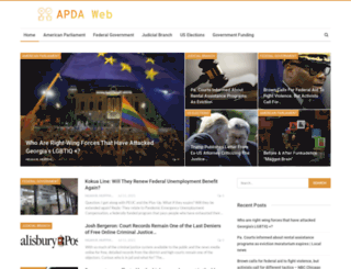 apdaweb.org screenshot