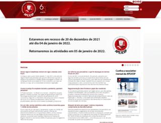apejesp.com.br screenshot
