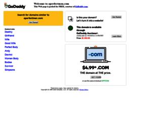 aperfectman.com screenshot