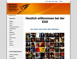 apert-syndrom.de screenshot