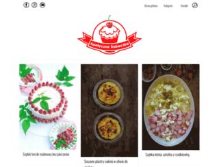 apetyczna-babeczka.blogspot.com screenshot