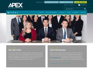 apex.org screenshot