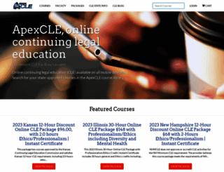 apexcle.com screenshot