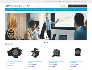 apexlamps.com screenshot