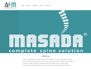 apexmediequip.com screenshot