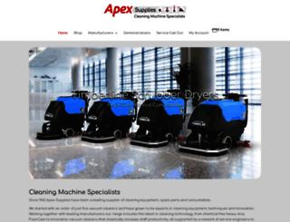apexsupplies.co.uk screenshot