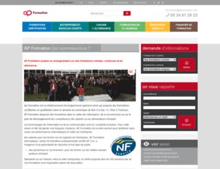 apformation.com screenshot