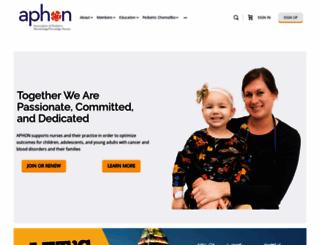aphon.org screenshot