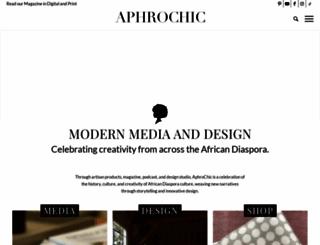 aphrochic.com screenshot
