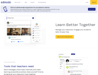 api.edmodo.com screenshot