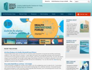 api.wbgh.com screenshot