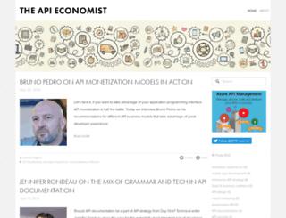 apieconomist.com screenshot