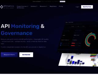 apimetrics.io screenshot