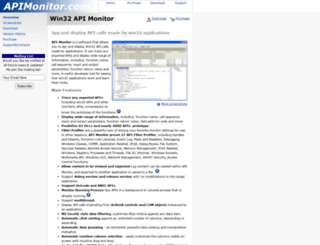 apimonitor.com screenshot