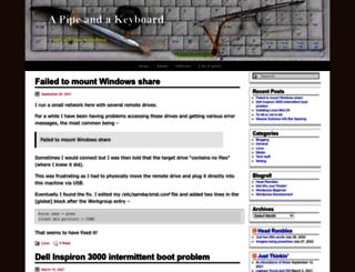 apipeandakeyboard.com screenshot