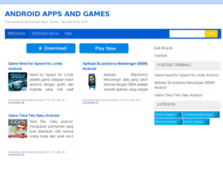 apk.weblog.id screenshot