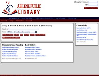 apl.alc.org screenshot