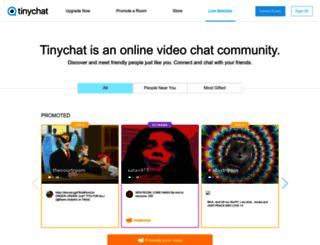 apl.tinychat.com screenshot