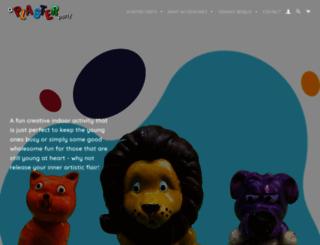 aplasterparty.com.au screenshot