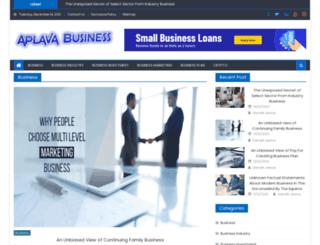 aplava.com screenshot