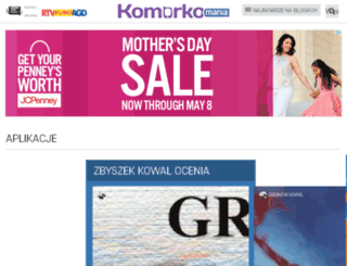 aplikacje.komorkomania.pl screenshot