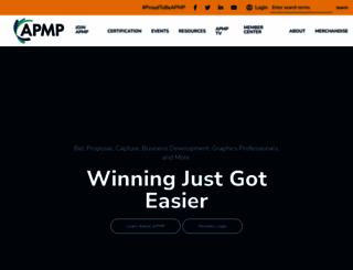 apmp.org screenshot