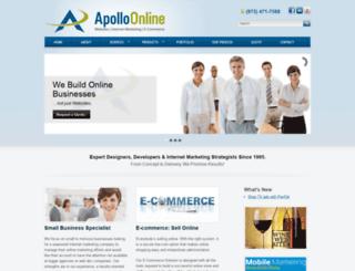 apollo-online.com screenshot