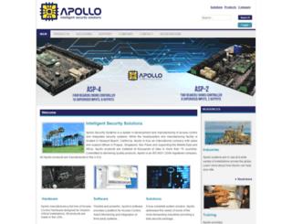 apollo-security.com screenshot