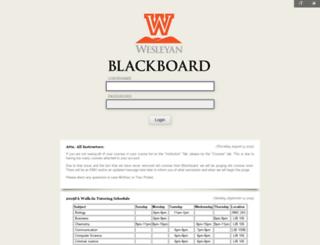 apollo.wvwc.edu screenshot