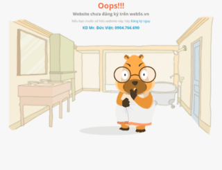 apollofashion.web5s.vn screenshot