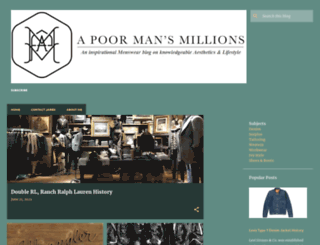 apoormansmillions.com screenshot