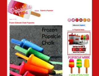 apopsicleblog.com screenshot