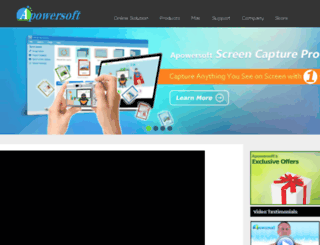 apowersoft.net screenshot
