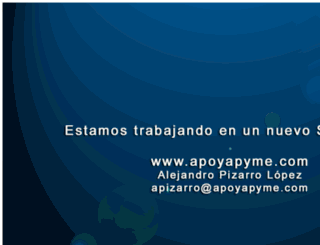 apoyapyme.com screenshot