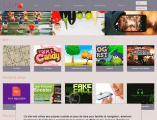app-planete.com screenshot